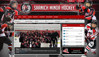 Sannich Minor Hockey Association